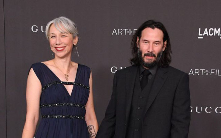 Keanu Reeves' New Girlfriend Alexandra Grant - Get All The Detail Here!